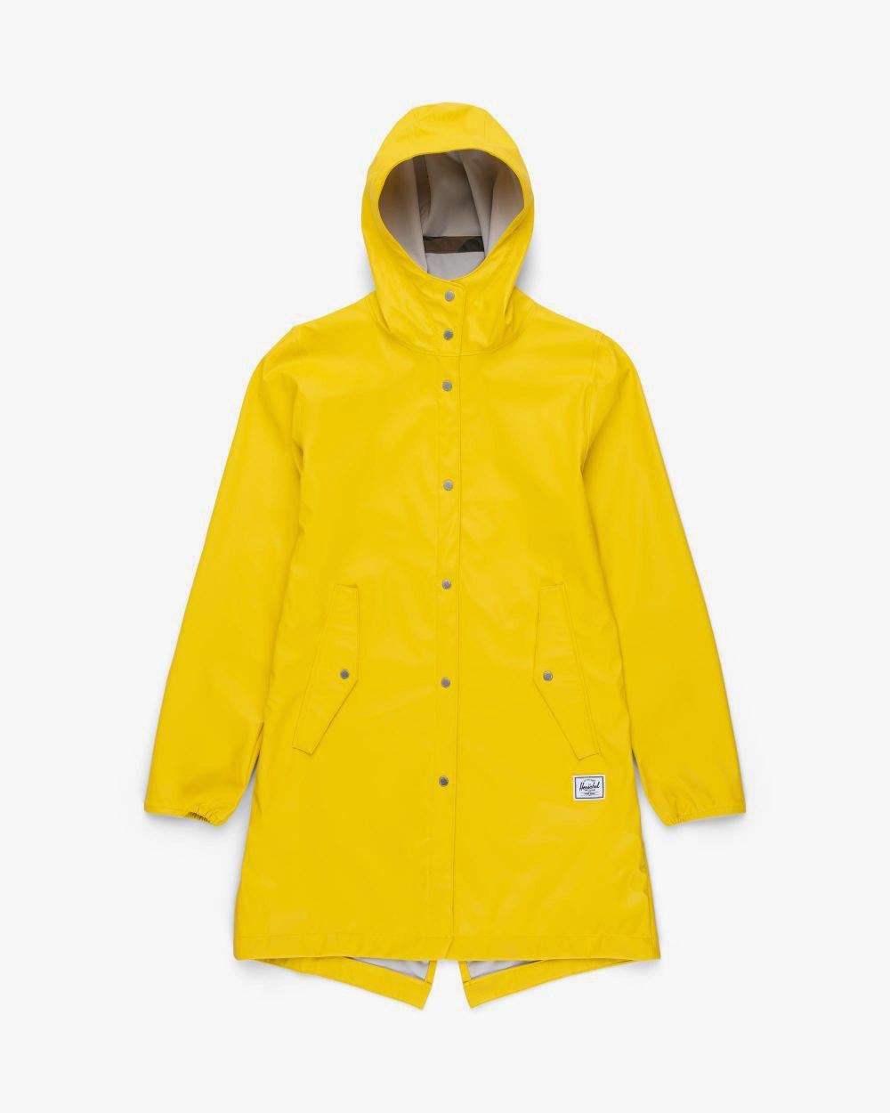 Yellow Rainwear Fishtail Classic Jacket