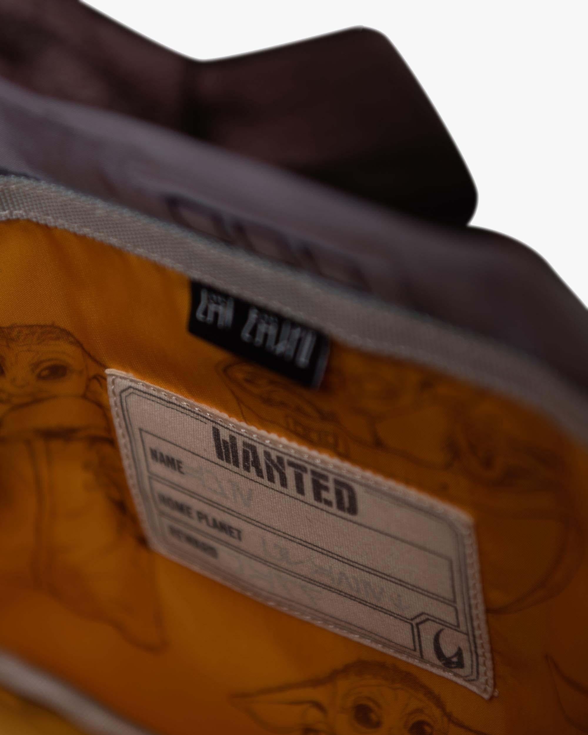 Étiquette nom représentant une prime