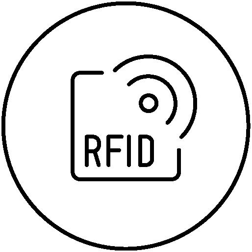 RFID blocking Layer icon