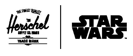 Herschel Supply Co x Star Wars logo