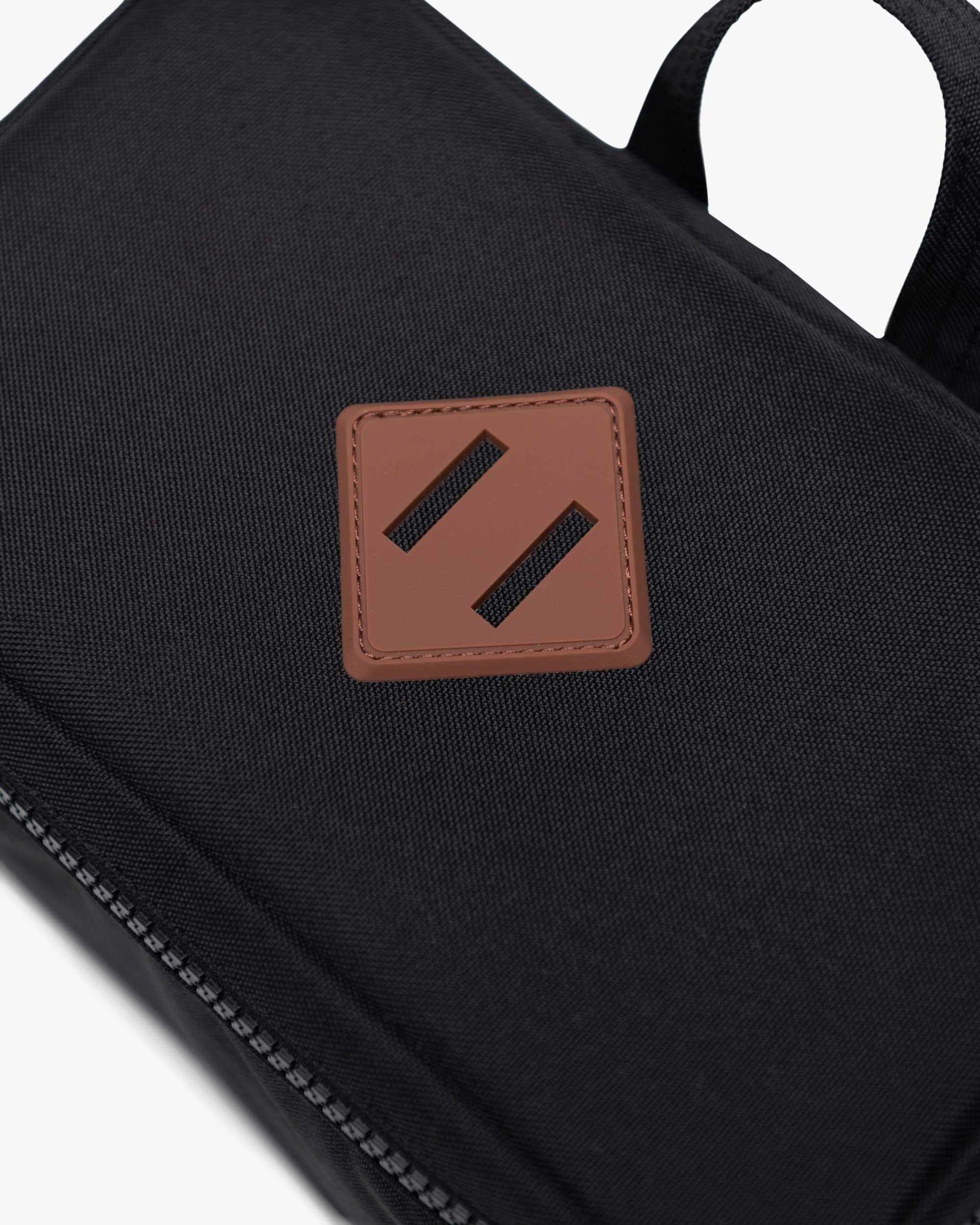 Fits inside a standard backpack